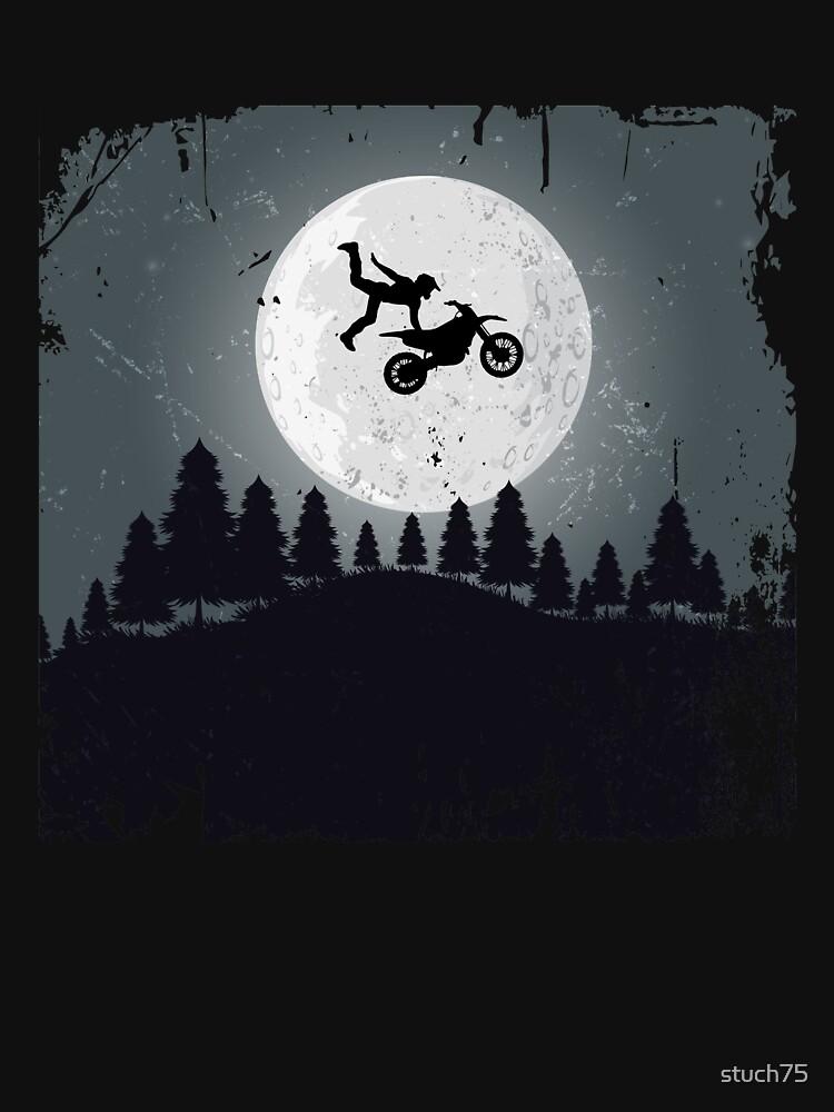 Full Moon Motocross Flier by stuch75