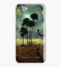AT THE DOG PARK iPhone Case/Skin