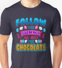 Funny Easter Bunny Apparel Unisex T-Shirt
