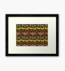 Magic goblin Framed Print