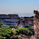COLOSEUM VISTA by MIGHTY TEMPLE IMAGES