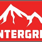 Ski Wintergreen Virginia Skiing The East Mountains Snowboarding by MyHandmadeSigns