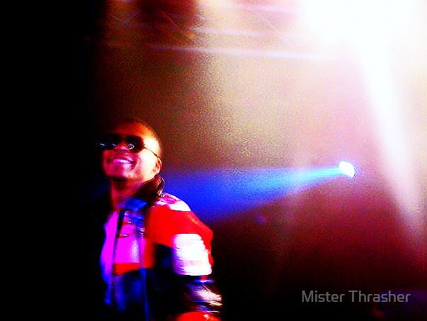 Lupe Fiasco by Mister Thrasher