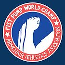 Fist Pump World Champ by lupi