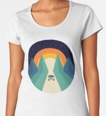 Wonderful Trip Women's Premium T-Shirt