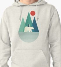 Bear You Pullover Hoodie