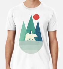 Trag dich Premium T-Shirt
