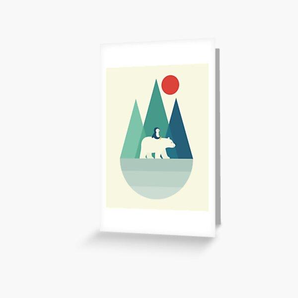Bear You Greeting Card