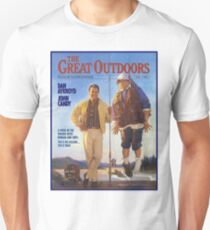 THE GREAT OUTDOORS (1988) Slim Fit T-Shirt