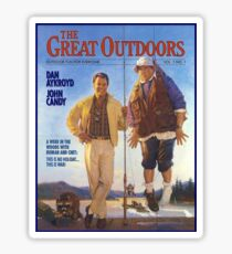 THE GREAT OUTDOORS (1988) Sticker