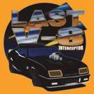 Last V-8 Interceptor by superiorgraphix