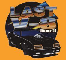 Last V-8 Interceptor