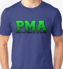 PMA - Positive Mental Attitude - Jacksepticeye - Font 3 Unisex T-Shirt