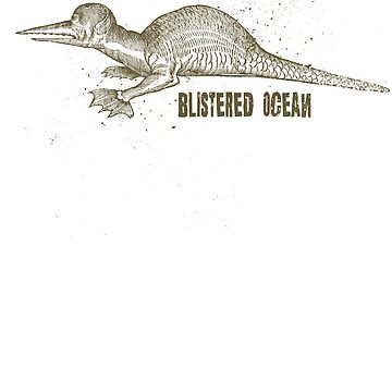 Blistered Ocean - 04 by RibMan