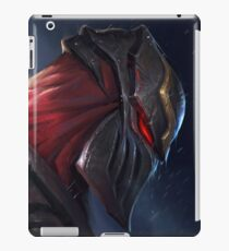 Zed League of legends iPad Case/Skin