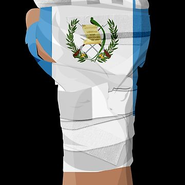 GUATEMALA FIGHTING PRIDE  by cinimodfx