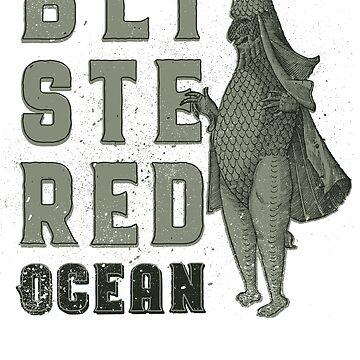 Blistered Ocean - 05 by RibMan