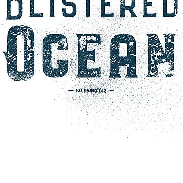 Blistered Ocean - Logo Only by RibMan