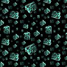 Turquoise chunks by chihuahuashower