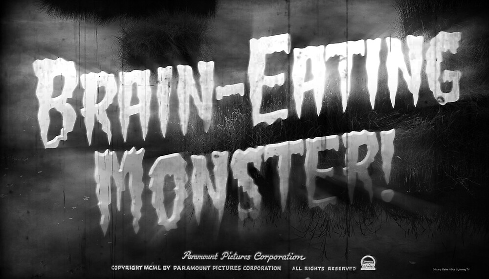 """""""Brain-Eating Monster"""" by BLTV"""