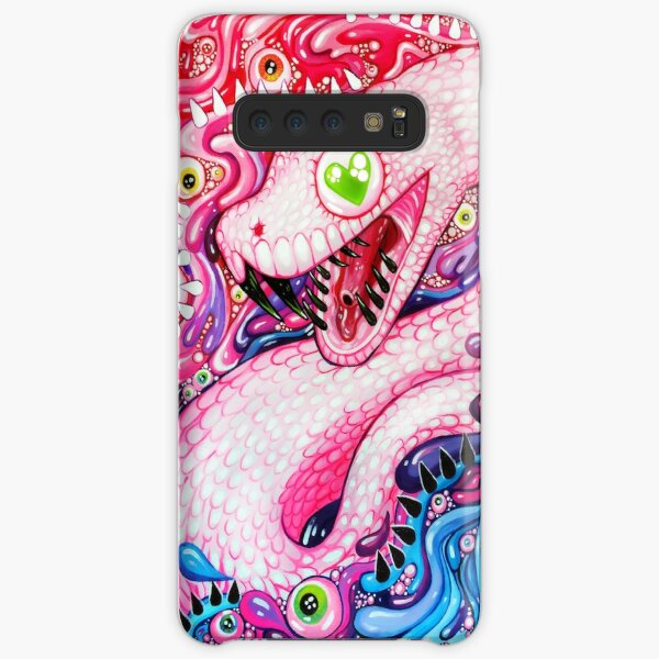 Glittersnake - Acrylic Painting Samsung Galaxy Snap Case