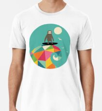 Surfs Up Men's Premium T-Shirt