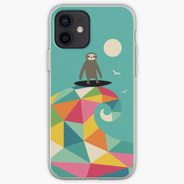 Surfs Up iPhone Soft Case
