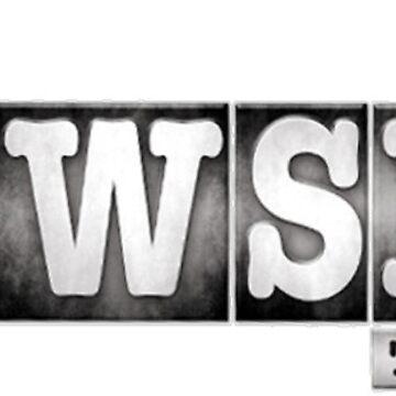 newsies logo design  by jayymarie