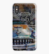 Route 66 De Soto iPhone Case/Skin