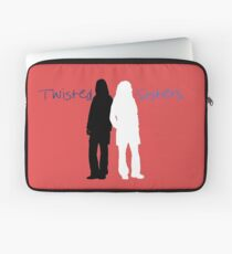 Twisted Schwestern Laptoptasche