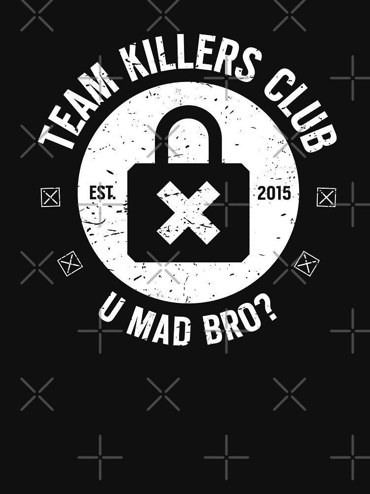 Team Killer Club (white) [Roufxis - RB] by RoufXis