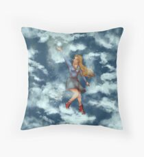 Scattered Starlight Throw Pillow