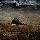 Haystack Grunge by Jenny Miller