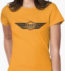 Reyes Flugzeugreparatur Tailliertes T-Shirt