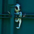 Little Lost Alien by Virginia N. Fred