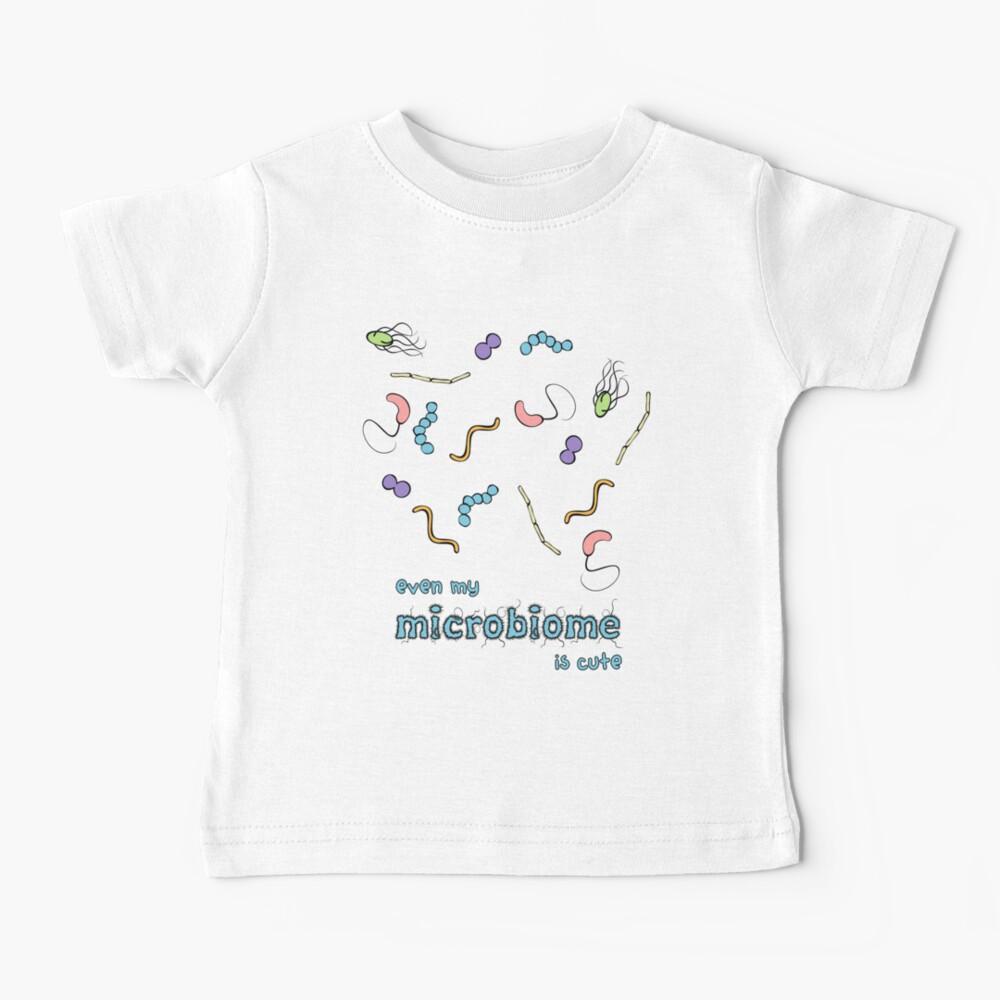 Cute Microbiome Baby T-Shirt