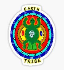 Earth Tribe Sticker