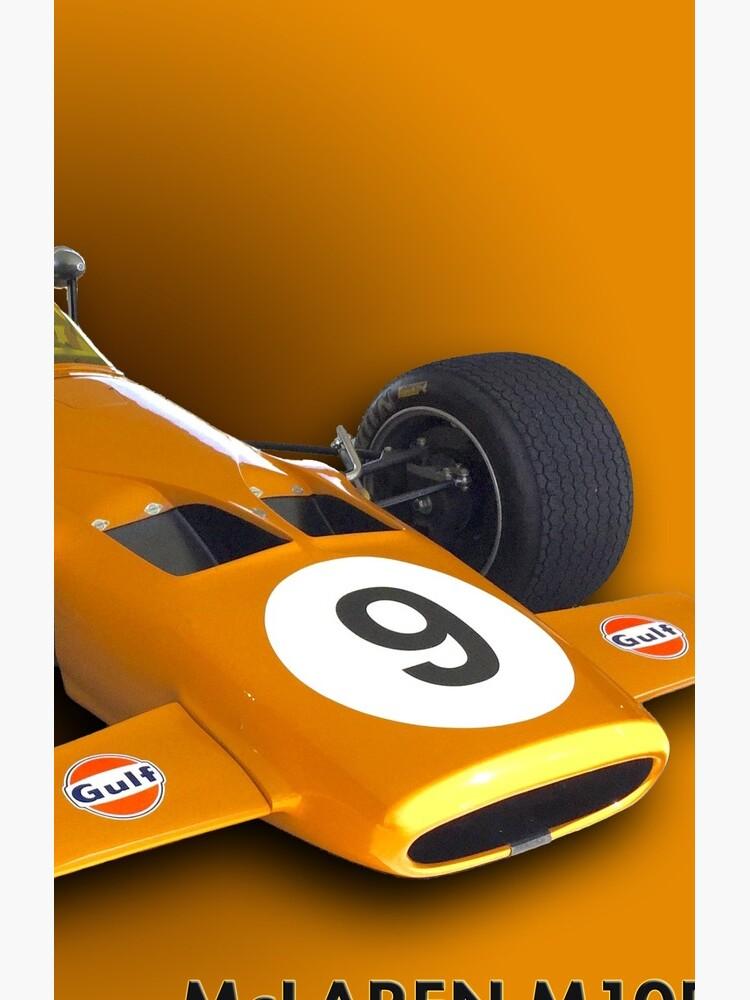 McLaren M10B by FormulaT