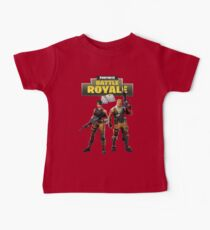 Battle Royale Fortnite Baby Tee