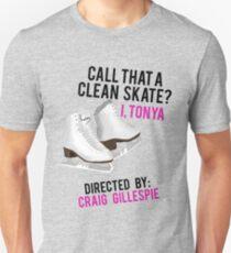 Camiseta unisex ¿Llamar a eso un Clean Skate?