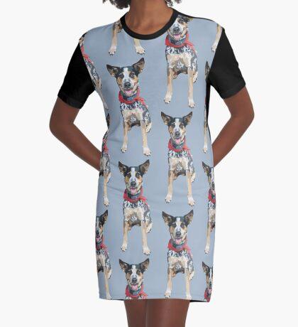 Jordy Graphic T-Shirt Dress