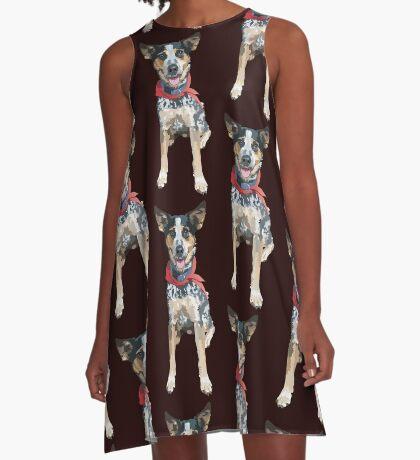 Jordy A-Line Dress