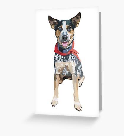 Jordy Greeting Card