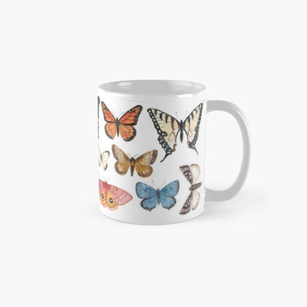 Butterflies & Moths Classic Mug