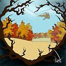 Vista of Fall by Aodhan Walker