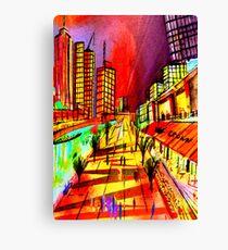 Crown Southbank- Melbourne Australia Canvas Print