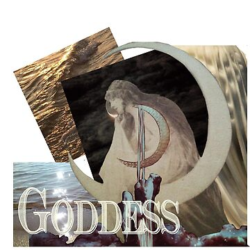 Goddess #6 by Sunnysapphic