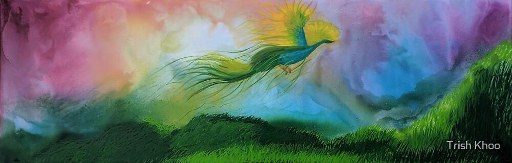 The earth phoenix by Trish Khoo