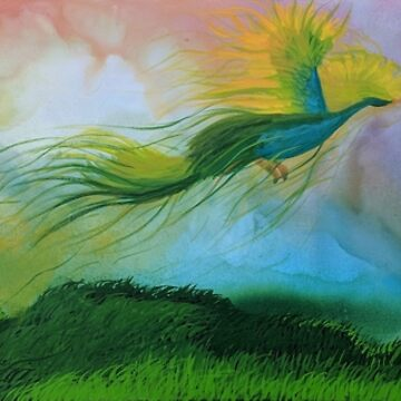 The earth phoenix by hogfish