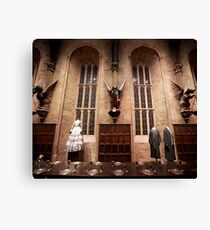 HP Dining Hall Tapestry Canvas Print